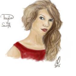 Taylor Swift by lulululi