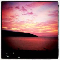 Welsh Sunset by somombo