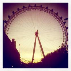 London Eye by somombo