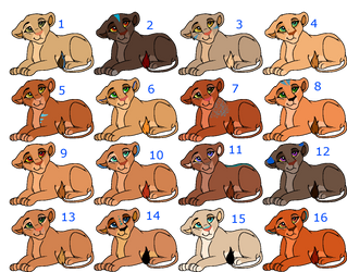 Blue Marking Adopts - Sold by JeanZedlav