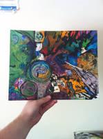 Vortex Ink by coltonphillips