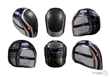 + Kruis helmet Design with wireframe by WilhelmE