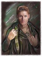Dean  by LadyMintLeaf