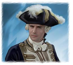James Norrington by LadyMintLeaf