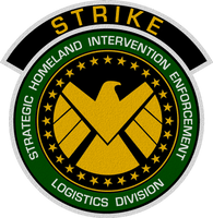 S.H.I.E.L.D. Strike Insignia Revised by viperaviator