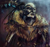 Oriko the forsaken by Whobleyh