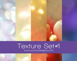 Free Bokeh Texture Set by FaMz