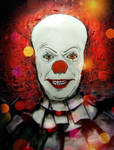 Dead Light Pennywise by DJSIC