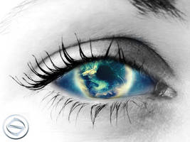 Planet Eye by HateMind