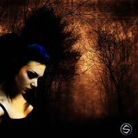 Darkness girl by HateMind