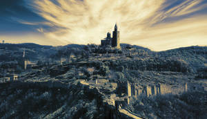 Ancient Castle by HateMind