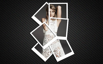 Taylor Swift Palaroid by HateMind
