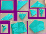 How to fold a regular pentagon by 1sand0s