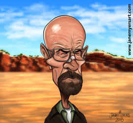 The one who Knocks by janemyers