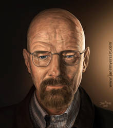 Walter White by janemyers