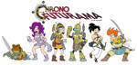 Chrono Futurama by spacecoyote