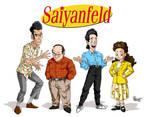 Saiyanfeld by spacecoyote