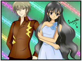 Hikari And Kei by saeedamahmood