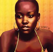 Black is Beautiful - 2 by koblein