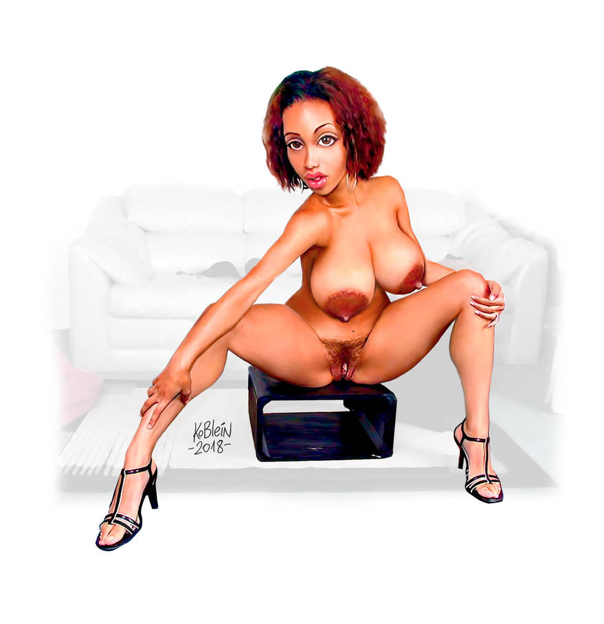 Busty Gia Lashay by koblein