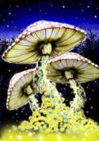 mushroom by iguanaking10