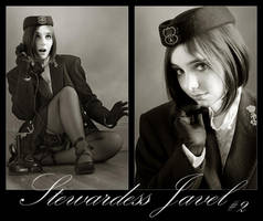 Stewardess Javel 2 by benztown