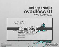 evadless 01 online portfolio by davelancel