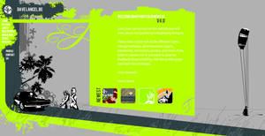 davelance.be - portfolio v4 by davelancel