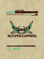 .Autophile Apparel Logotype by davelancel