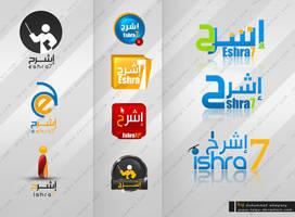 Eshra7 Logos by Telpo