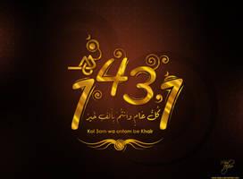 1431 Hijri by Telpo