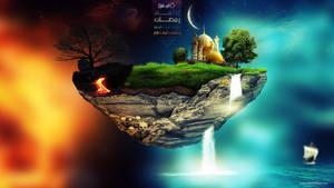 Ramadan Kareem by Telpo