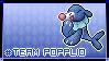Team Popplio Stamp by Ezilyn