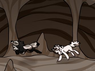 Speedy Run by Ezilyn