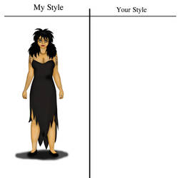 My Style Your Style with Meagan by ARTIST-SRF