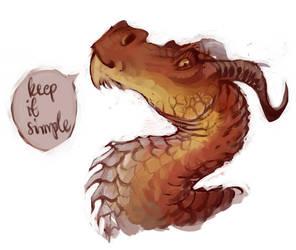 Keep It Simple - A Note to myself by grzanka