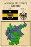 German Habsburg Empire by BrazilianNationalist