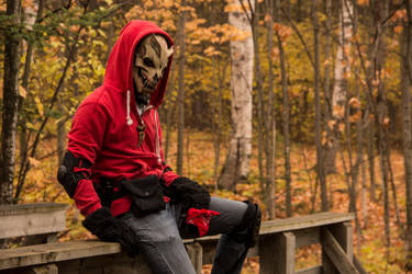 The Duluth Demon: Vigilante by SpenceOlson