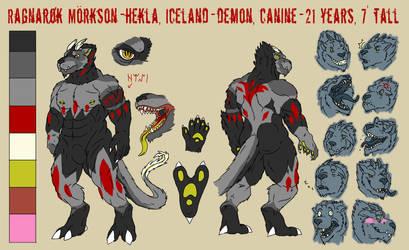 Ragnarok Reference Sheet by SpenceOlson