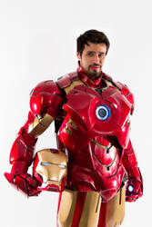 I am Iron Man by SpenceOlson