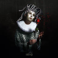 The Charm Of The Rose By Vampirekingdom by RavienneArt