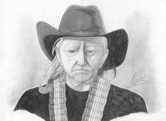 Willie Nelson by Nico-Mac