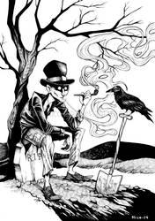 The Undertaker by Nico-Mac