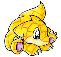 Sandshrew by Jarff