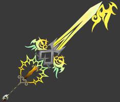 [Model prev] Original - X-blade (Textured) by makaihana975