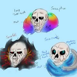 Toucan Face Comparison by AskTheSanses