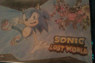 Sonic Lost World by Adripika
