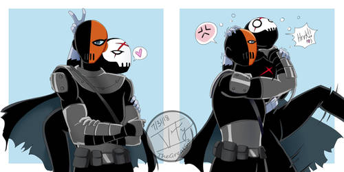 Slade X: The Underrated Pair by thegreatsix