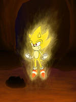 Super Sonic Unleashed by TheTinfoilRat