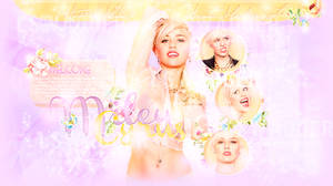 Miley Cyrus Layout by Lswagger